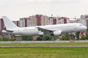 Aeolian Airlines Airbus A320 SX-ABX